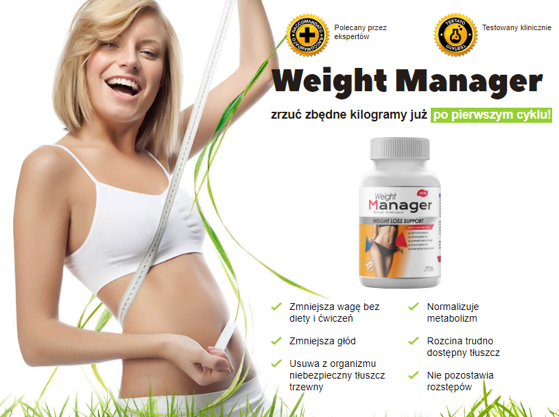 WEight Manager Tabletki Opinie