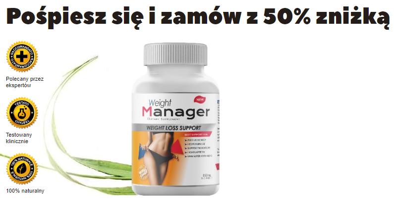 Weight Manager Apteka